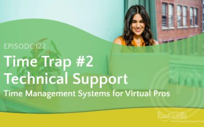 #122: Time Trap #2 – Technical Support